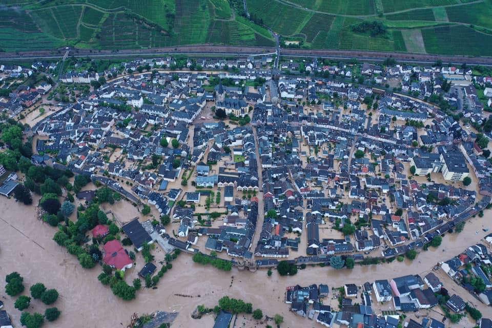 Hochwasser im Ahrtal: Spendenaufruf für das neurologische Rehazentrum in Ahrweiler
